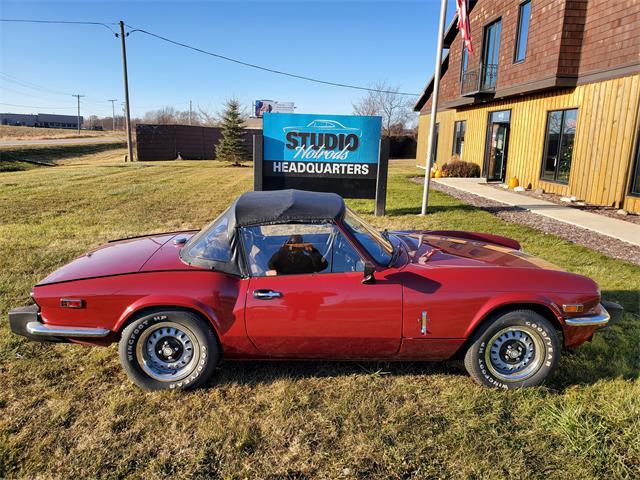 1979 Triumph Spitfire (CC-1428019) for sale in RICHMOND, Illinois