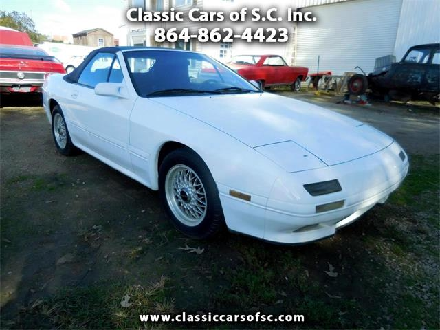 1991 Mazda RX-7 (CC-1420802) for sale in Gray Court, South Carolina