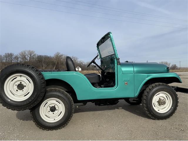 1969 Jeep CJ (CC-1428036) for sale in Tekamah, Nebraska
