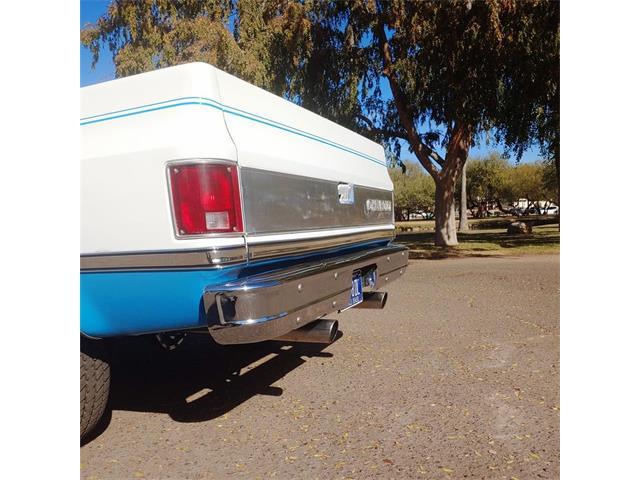 1979 Chevrolet C10 (CC-1428043) for sale in Tempe, Arizona