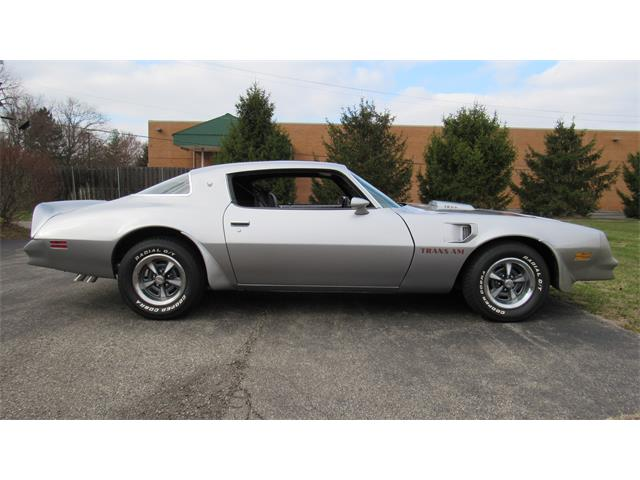 1977 Pontiac Firebird Trans Am (CC-1428048) for sale in MILFORD, Ohio