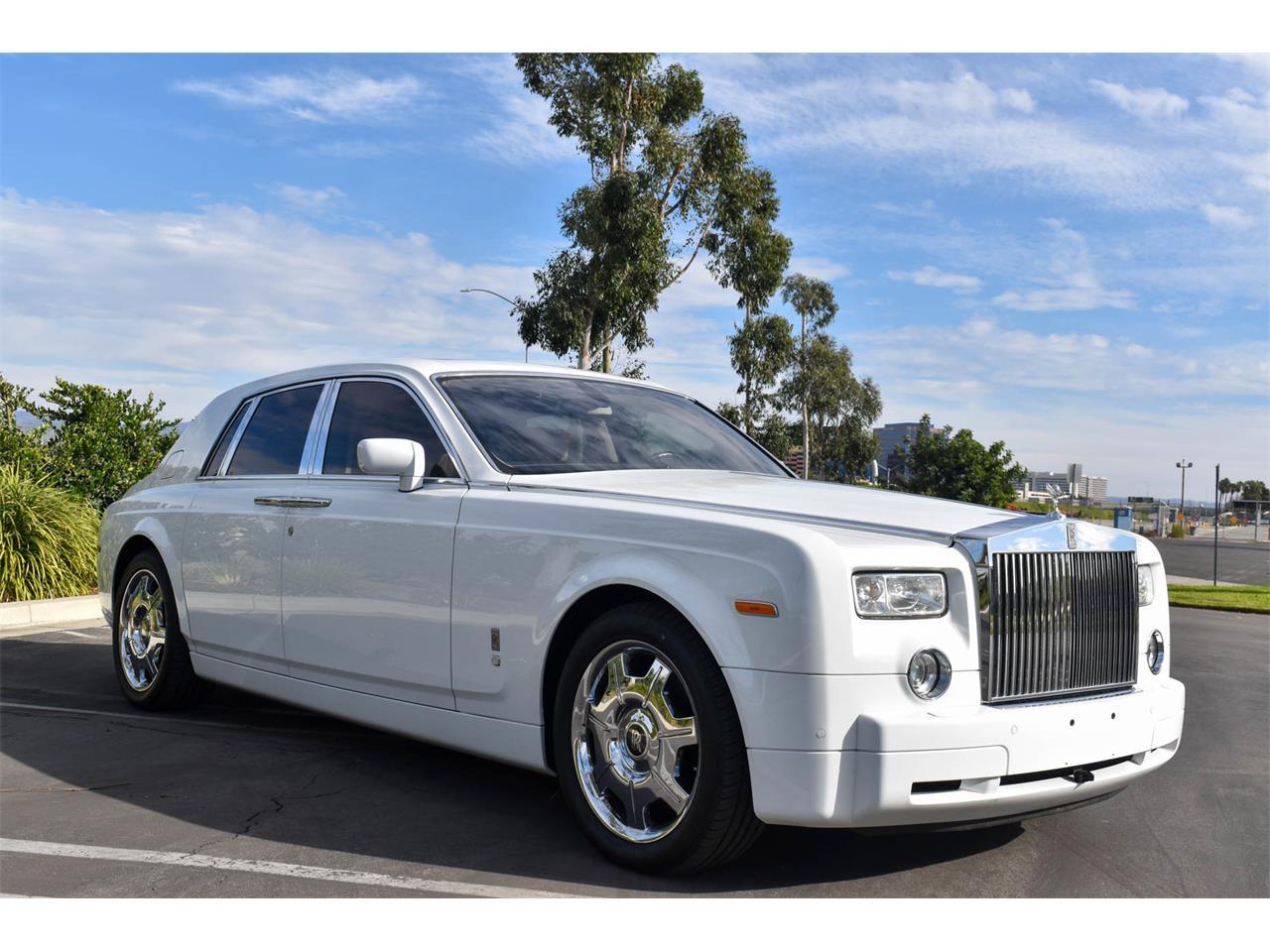 2006 Rolls-Royce Phantom (CC-1428053) for sale in Costa Mesa, California