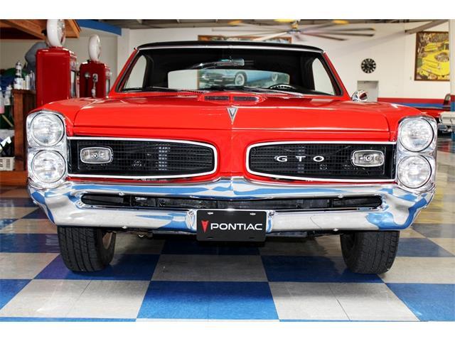 1966 Pontiac GTO (CC-1428060) for sale in New Braunfels, Texas