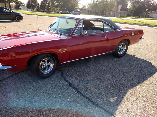 1968 Plymouth Barracuda (CC-1428061) for sale in Mount Horeb, Wisconsin