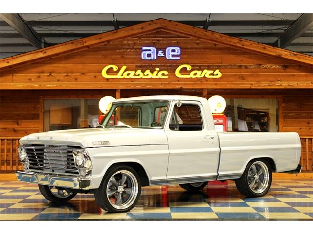 1967 Ford F100 (CC-1428062) for sale in New Braunfels , Texas