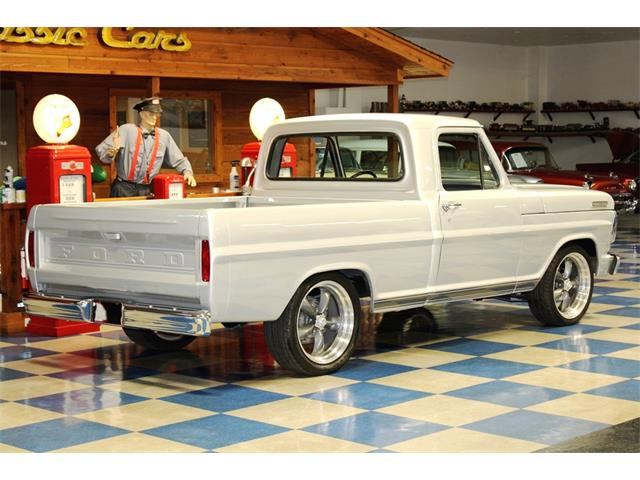 1966 Ford F100 (CC-1428062) for sale in New Braunfels , Texas