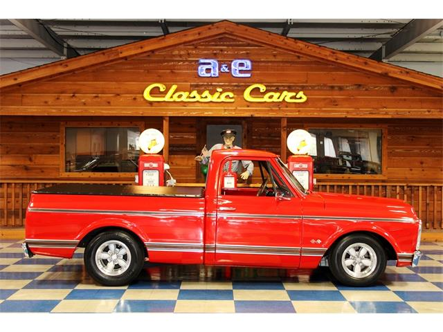 1969 Chevrolet C10 (CC-1428063) for sale in New Braunfels, Texas