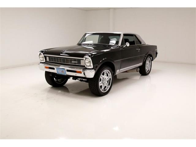1966 Chevrolet Nova (CC-1428072) for sale in Morgantown, Pennsylvania