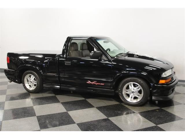 2002 Chevrolet S10 (CC-1428073) for sale in Concord, North Carolina