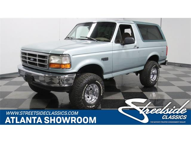 1996 Ford Bronco (CC-1428081) for sale in Lithia Springs, Georgia