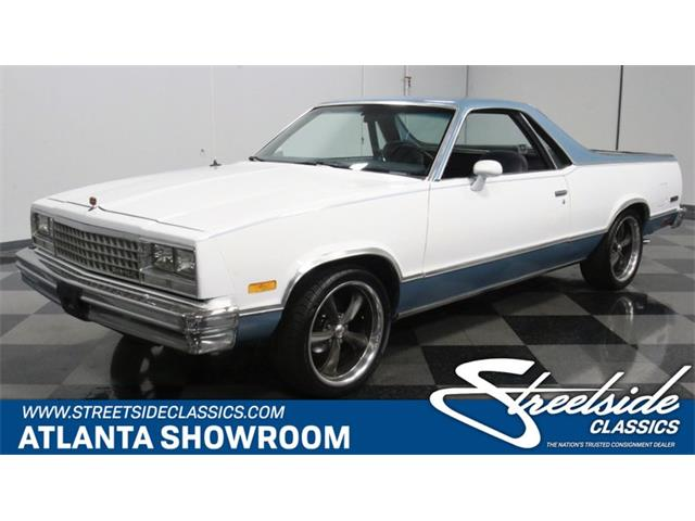 1984 Chevrolet El Camino (CC-1428096) for sale in Lithia Springs, Georgia