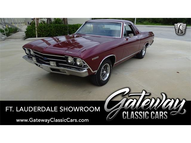 1969 Chevrolet El Camino (CC-1420811) for sale in O'Fallon, Illinois