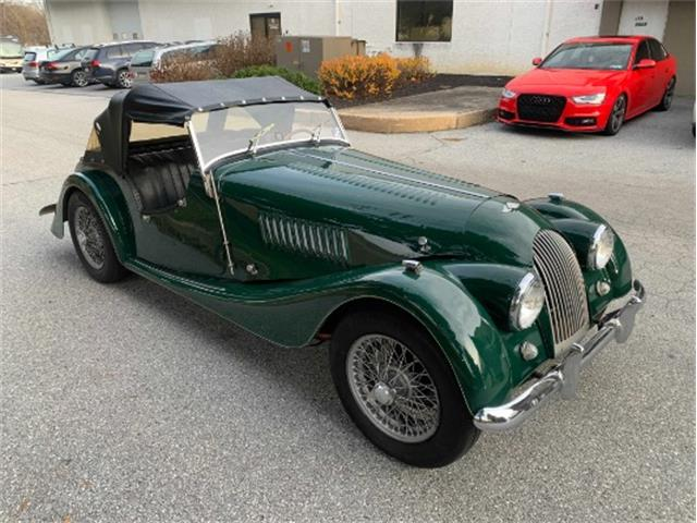 1966 Morgan Plus 4 (CC-1428118) for sale in Beverly Hills, California
