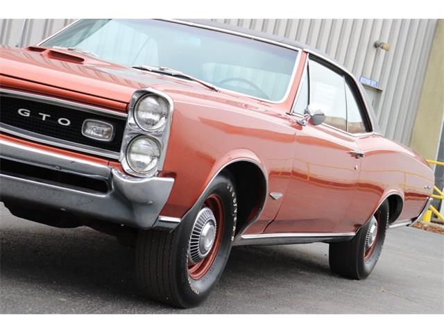 1966 Pontiac GTO (CC-1428119) for sale in Alsip, Illinois