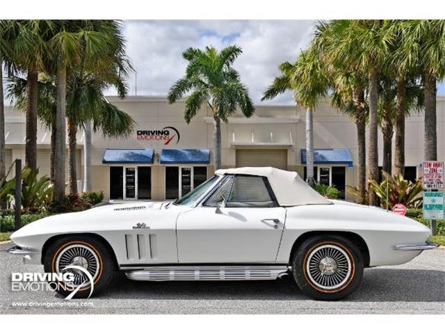 1966 Chevrolet Corvette (CC-1428125) for sale in West Palm Beach, Florida
