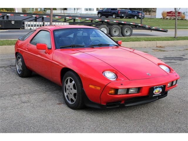 1986 Porsche 928 (CC-1428129) for sale in Hilton, New York