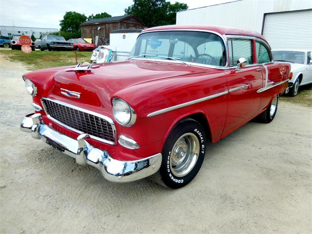 1955 Chevrolet Bel Air (CC-1428138) for sale in Gray Court, South Carolina