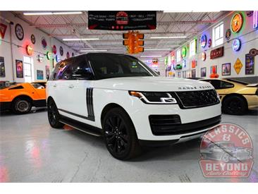 2018 Land Rover Range Rover (CC-1428140) for sale in Wayne, Michigan