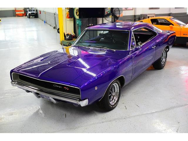 1968 Dodge Charger (CC-1428143) for sale in Wayne, Michigan