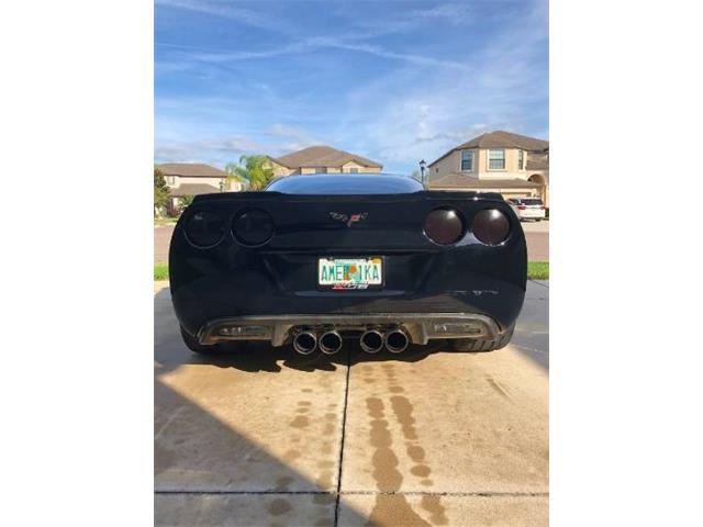 2008 Chevrolet Corvette (CC-1428155) for sale in Cadillac, Michigan