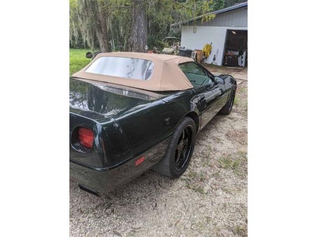1991 Chevrolet Corvette (CC-1428156) for sale in Cadillac, Michigan