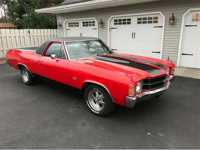 1971 Chevrolet El Camino (CC-1428165) for sale in Cadillac, Michigan