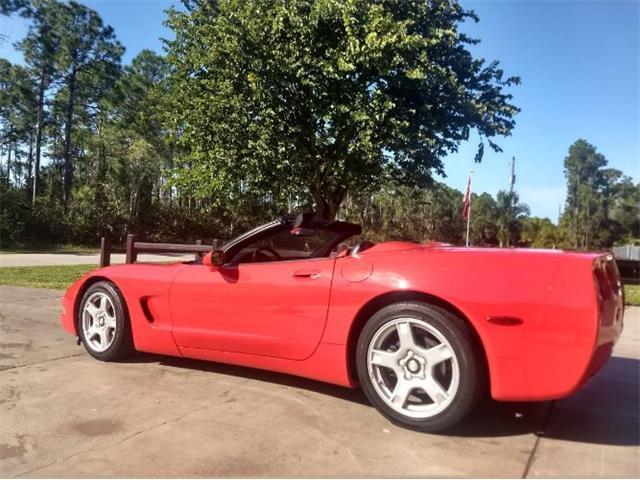 1999 Chevrolet Corvette (CC-1428175) for sale in Cadillac, Michigan
