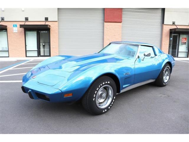 1976 Chevrolet Corvette (CC-1428176) for sale in Cadillac, Michigan