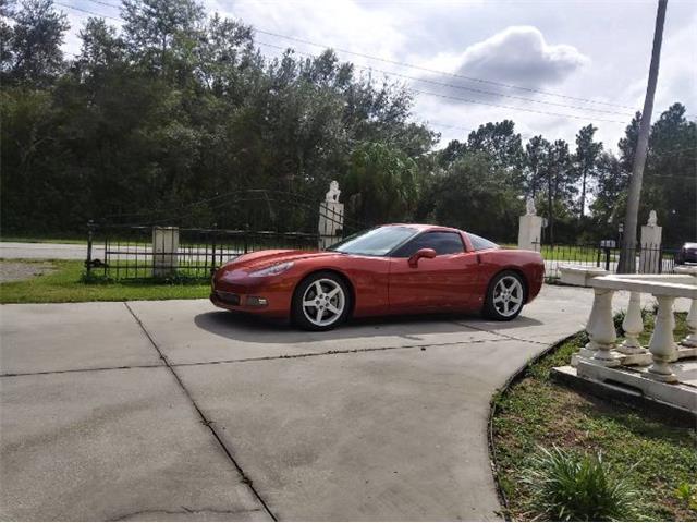 2006 Chevrolet Corvette (CC-1428179) for sale in Cadillac, Michigan