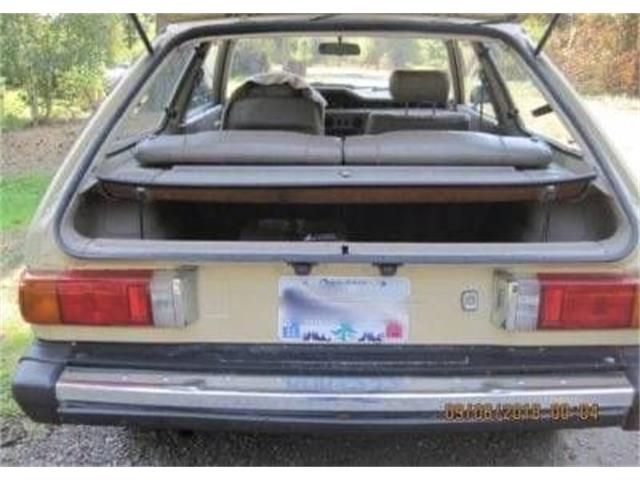 1982 Subaru Automobile (CC-1428181) for sale in Cadillac, Michigan