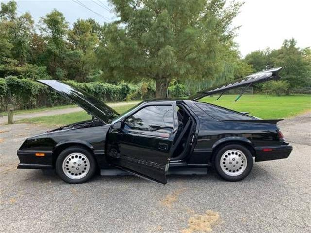 1984 Dodge Daytona (CC-1428183) for sale in Cadillac, Michigan