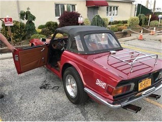 1970 Triumph TR6 (CC-1428191) for sale in Cadillac, Michigan
