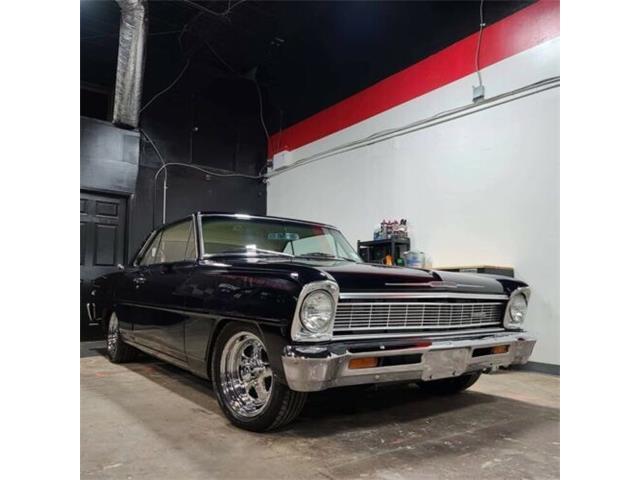 1966 Chevrolet Nova (CC-1428192) for sale in Cadillac, Michigan