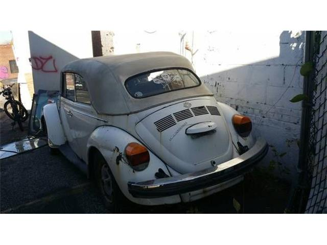 1978 Volkswagen Beetle (CC-1428198) for sale in Cadillac, Michigan