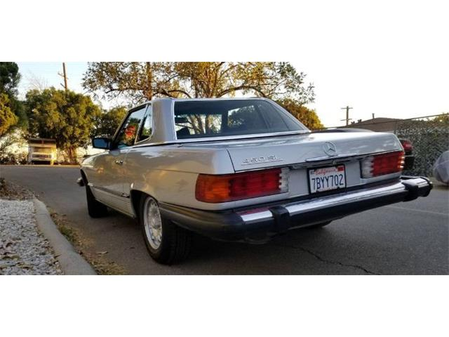 1979 Mercedes-Benz 450SL (CC-1428200) for sale in Cadillac, Michigan