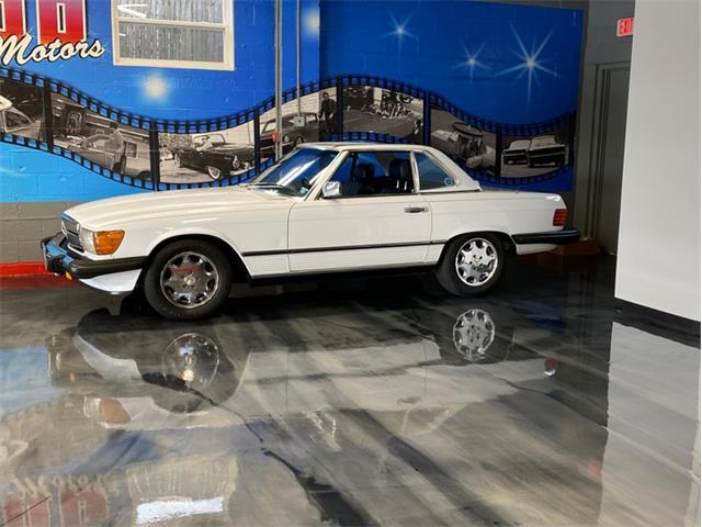 1986 Mercedes-Benz 560 (CC-1428202) for sale in West Babylon, New York