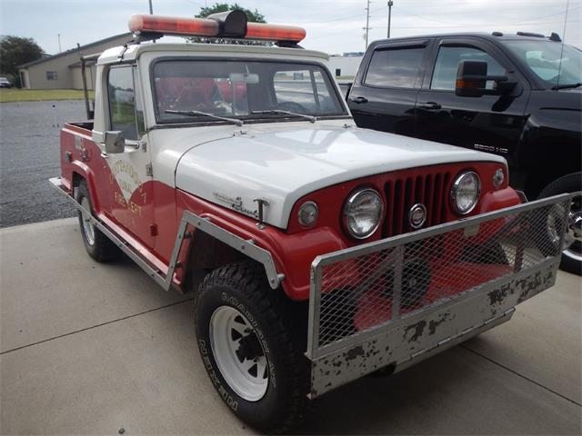 1967 Jeep Commando (CC-1428219) for sale in Celina, Ohio