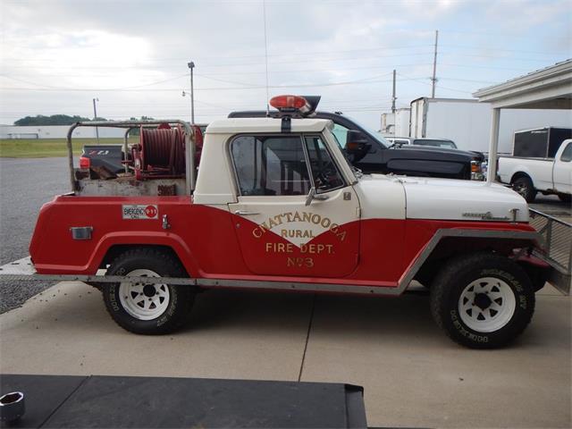 1967 Jeep Commando (CC-1428219) for sale in Celina, Ohio