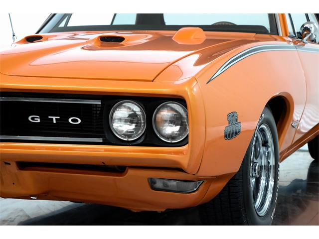 1968 Pontiac GTO (CC-1428220) for sale in Carrollton, Texas