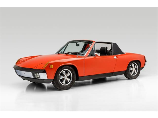 1970 Porsche 914 (CC-1428227) for sale in Costa Mesa, California