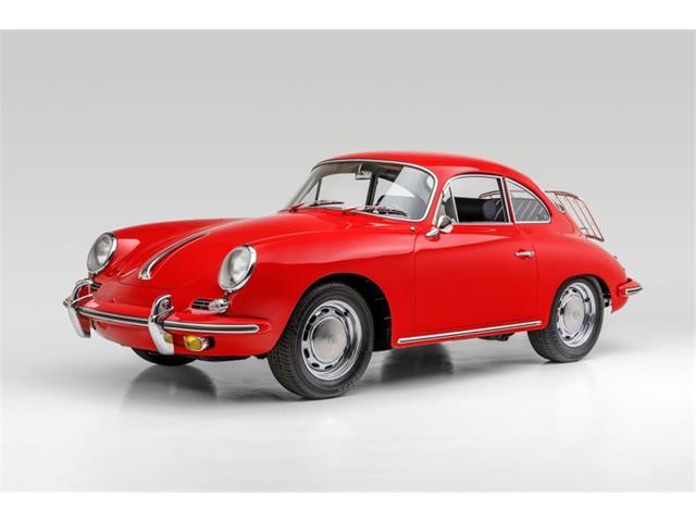 1964 Porsche 356SC (CC-1428229) for sale in Costa Mesa, California