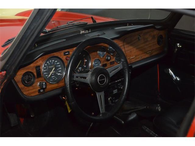 1973 Triumph TR6 (CC-1428234) for sale in Lebanon, Tennessee