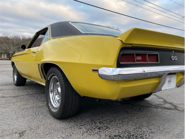 1969 Chevrolet Camaro (CC-1428244) for sale in Cookeville, Tennessee