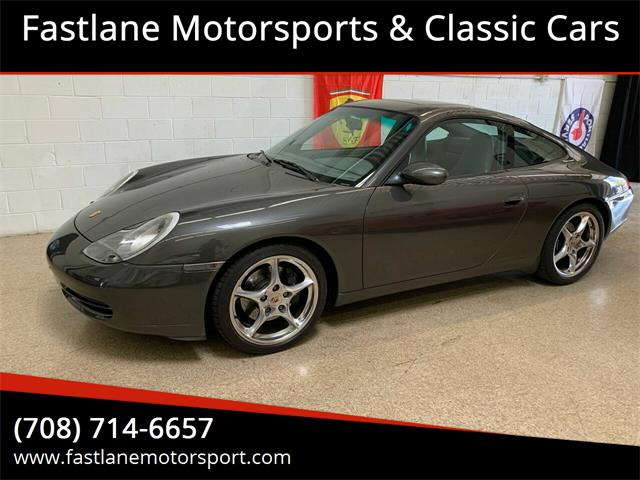 2001 Porsche 911 (CC-1428253) for sale in Addison, Illinois