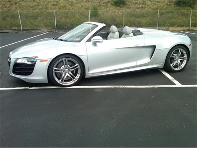 2011 Audi R8 (CC-1428255) for sale in Simpsonville, South Carolina