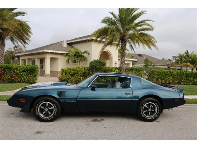 1979 Pontiac Firebird Trans Am (CC-1428262) for sale in Fort Myers, Florida