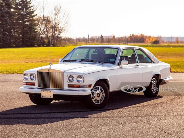 1987 Rolls-Royce Camargue (CC-1420828) for sale in Hershey, Pennsylvania