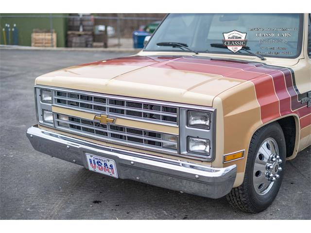 1987 Chevrolet Silverado (CC-1428285) for sale in Milford, Michigan