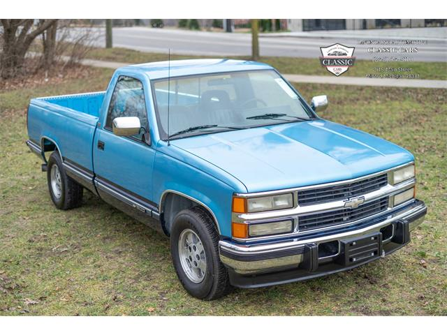 1994 Chevrolet Silverado (CC-1428286) for sale in Milford, Michigan