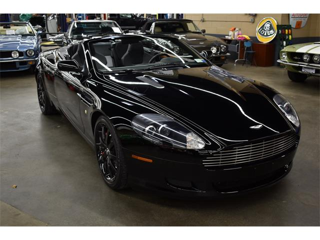 2006 Aston Martin DB9 (CC-1428287) for sale in Huntington Station, New York